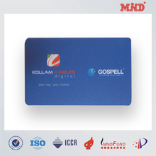 MDC0763Promotional Printing smart pvc contact ic card contactless ic card manufacturer for hotel door key