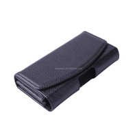 PU Leather Case with Wallet & Card Slots for iPhone SE two mobile phones leather case