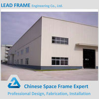 New Design Prefabricated Steel Frame House for Factory