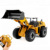 Huina 583 1583 1:14 2.4Ghz 10 Channel metal rc bulldozer Model for kids Remote Control Toys for Boys Bulldozer Alloy Truck