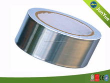 Reflective Sliver Metalized Aluminum foil adhesive tape heat insulation for pipe