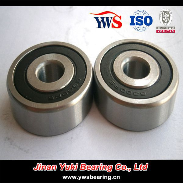 High quality stainless steel deep groove ball bearing 6300