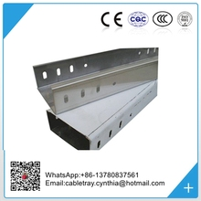 electrical cable tray and cable trunking system