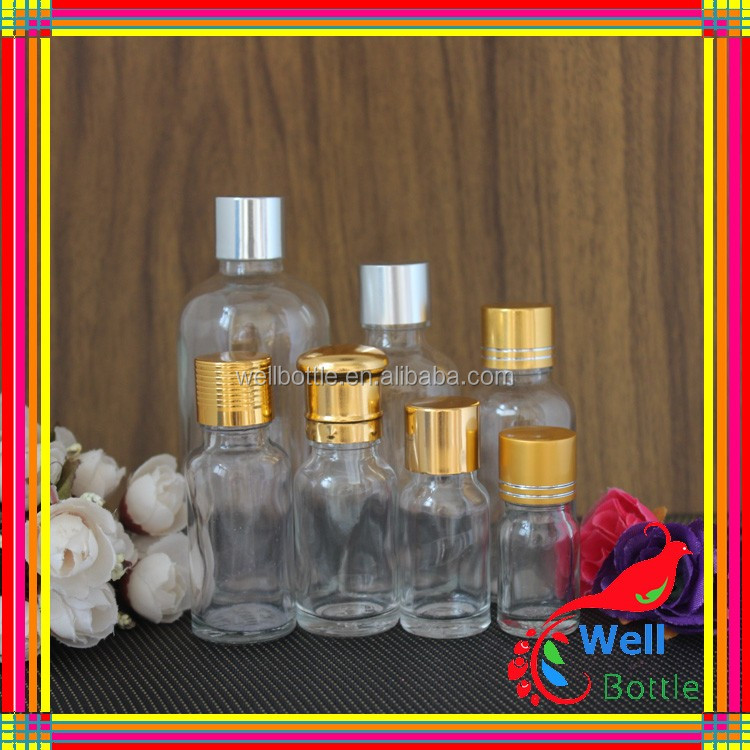 aromatherapy oil glass bottle with refined sunflower oil 1l bottle for arabic oil perfume bottle GR-044R