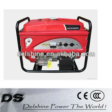 HIgh Quality 6KW Portable Gasoline Generator Set DS-G6F Electric Generator