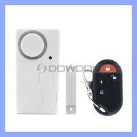Window and Door alarm home burglar alarm with remote control door sensor alarm