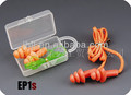 Ear Plug with Cord/ String