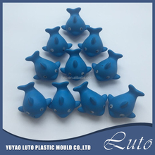 China supplier cute shaped vinyl floating dolphin bath toy