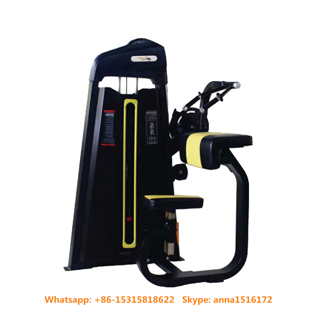 Handsome design high tech seated triceps flat