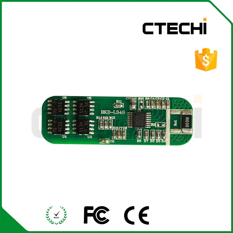 10S 36V BMS/PCB/PCM for e-bike unicycle King battery pack