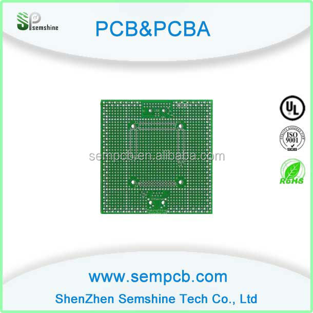 2-layer PCB tv motherboard lcd motherboard,tv component spare parts