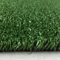 High density green synthetic turf artificial grass for tennis ,basketball flooring