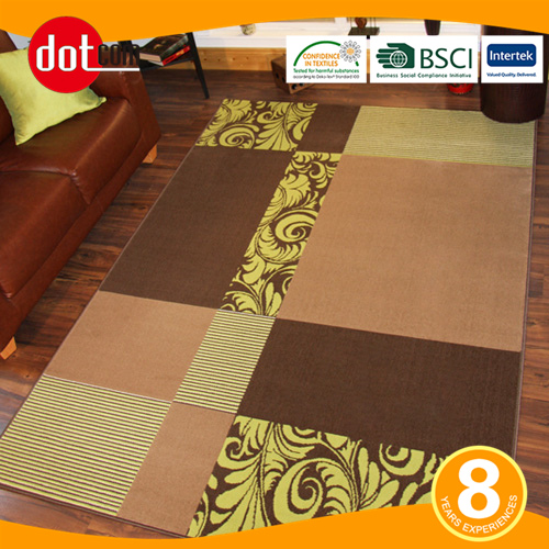 Modern Pattern Room Area Rugs