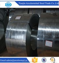 Trade Assurance hot dipped galvanizing steel strip coils for bag filters