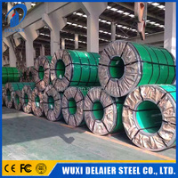 High quality 201 cold rolled stainless steel coil