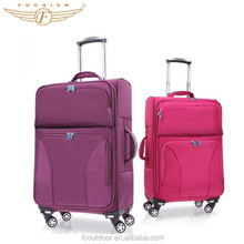 Audit Factory 24 Inch super light weight trolley luggage suitcase for mans For Shopping Mall with good quality