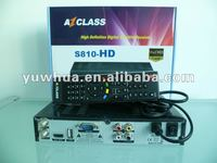 azclass s810 hd DVB-S2 satellite receiver receptor satelital better than azfox s2s