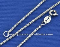 925 pure silver Italy Chain necklace