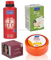 VIJOHN Women Care Kit (Hair Remover Lime & Saffron Advance Fairness Cream & Body Butter Jar 200GM & Deo Energetic)