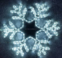 Hot Sale Acrylic Xmas Decoration Snowflake In Different Size Wholesale