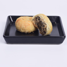 Black sesame paste center filled sugar free biscuits for diabetic 2017 new