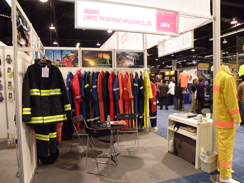 UL NFPA Certified Nomex Firefighter Uniform for Fireman