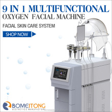 O2 injection oxygen facial skin rejuvenation machine