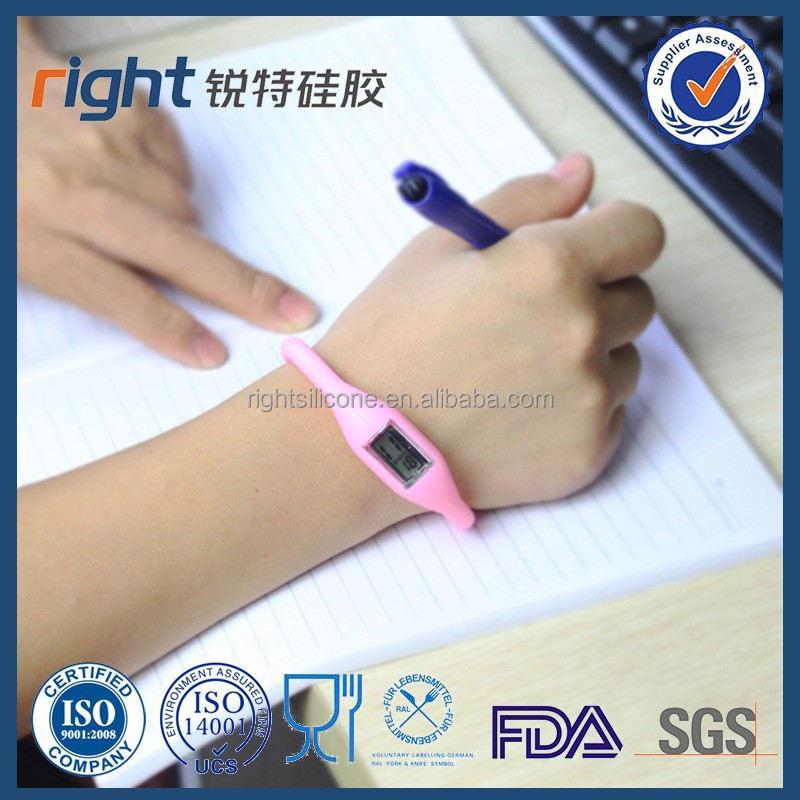kids silicone watch band