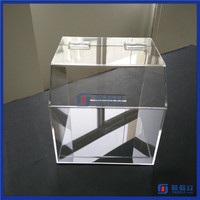 China factory custom bulk candy dispenser for candy, cereal, nuts / acrylic candy container wholesale