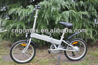 2013 new model bicycle electric with li-ion battery inside the frame ,PAS bike 25km/h, 250W motor with CE approval