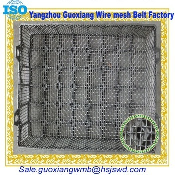High quality practical gabion box shelf for wire mesh