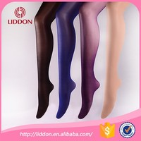 New arrival sexy women silk Stockings ultrathin stewardess core-spun yarn tights