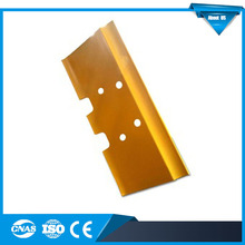 china excavator bulldozer undercarriage parts track pad single grouser track shoe, track pad for sale