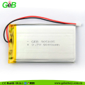 GEB lithium polymer battery rechargeable battery 905085 3.7v 5000mah