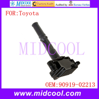 Auto Ignition Coil 90919-02213 FOR Toyota Paseo Tercel