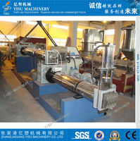 Two Stage EVA Granulating Line Recycle Machine