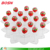 Wholesale clear flower shape acrylic candy display shelve Perspex sweet for party