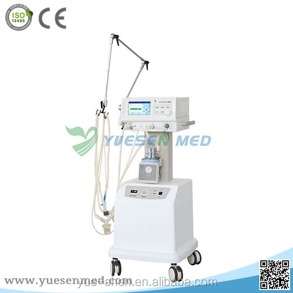 Factory Manufacturer Low Price New Born Baby Use Respironics CPAP Machine ICU Ventilator Machine