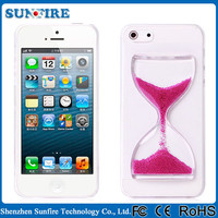 New Cool hourglass phone case for iPhone 5 5s