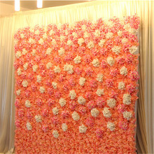 Decorative Flowers & Wreaths Type and <strong>Wedding</strong>,<strong>Wedding</strong> decoration Occasion artificial flower backdrop