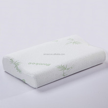 Cheap memory foam pillow Sleep Cool Sleep Contour orthopedic pillow, orthopedic bamboo pillow