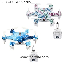 2018 hot sale 360 Degree flip Cheerson CX-37 Smart H mini RC 헬리콥터 쿼드 Drone toy 6 윙 480 마력 WIFI 카메라 및 튜드 Hold