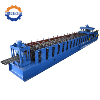 Best Quality  Highway Guardrail  Profile Automatic Rolling Forming Machinery
