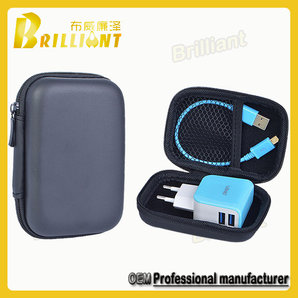 enclosure eva waterproof hard disk case with custom logo