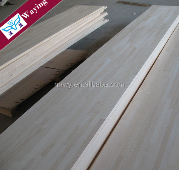 FSC birch finger jointed boards