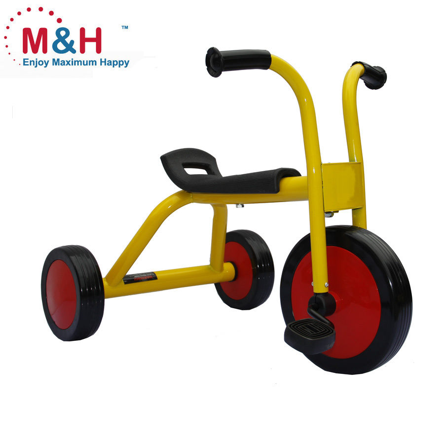 Kids pedal trike baby smart trike baby tricycle three wheel metal tricycle smart trike