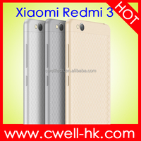 Hot Sale Xiaomi Redmi 3 Utral Slim Qualcomm Snapdragon 2GB RAM 16GB ROM Octa Core 4G LTE China Smartphone