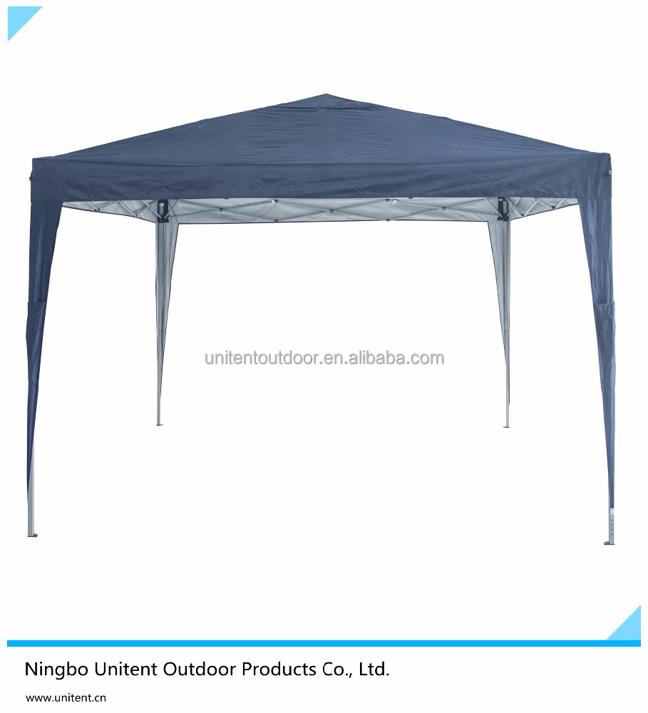 3x3 Pop Up Folding Aluminum Frame Oxford Gazebo Tent