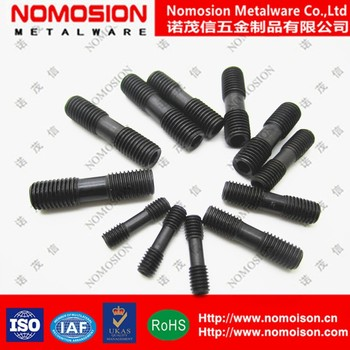 High strength two sided screw