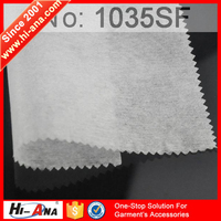 hi-ana fabric3 20 QC staffs ensure the quality Top quality nonwoven felt fabric